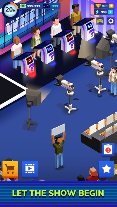 TV Empire Tycoon - Idle Game free Gems and Time hack