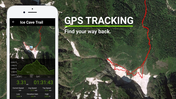 BaseMap: Hunting, Fishing App screenshot-3