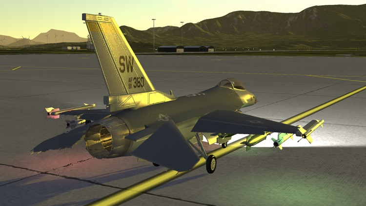 Armed Air Forces - Jet Fighter screenshot-3