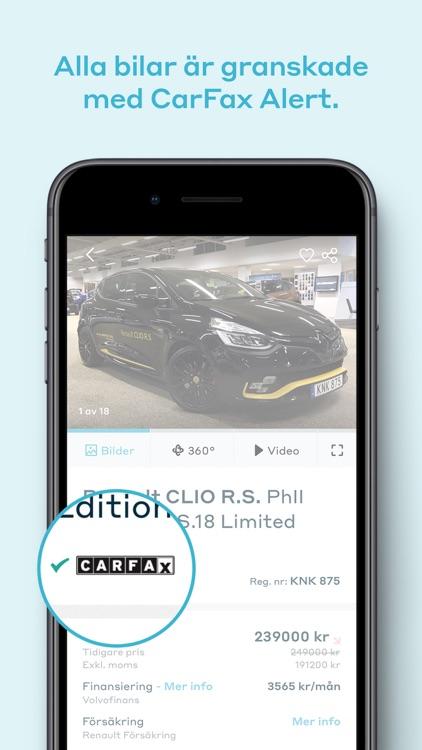 Wayke - köp och sälj bil screenshot-3