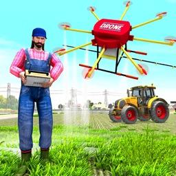 Drone Farming Simulator 2021
