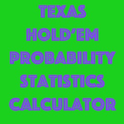 Texas Hold'em Probability Calc by Brian Barbu
