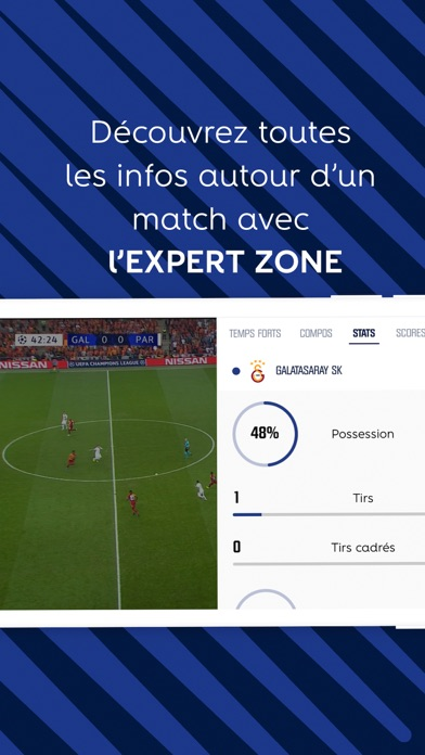 messages.download RMC Sport – Live TV, Replay software