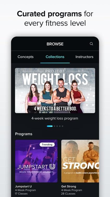 NEOU: Fitness & Exercise App screenshot-5