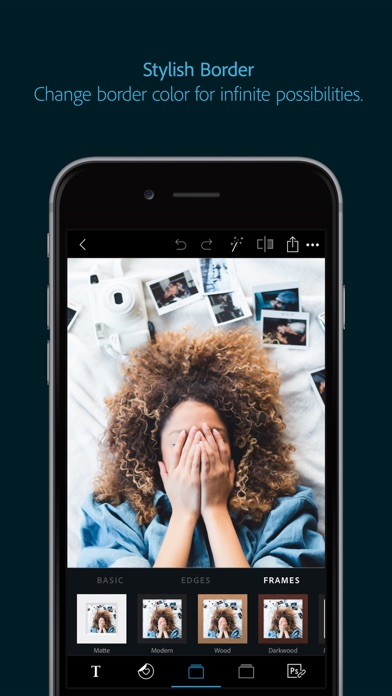 download Adobe Photoshop Express apps 5