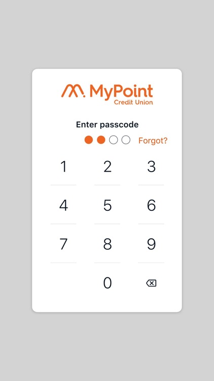 MyPoint CU Mobile