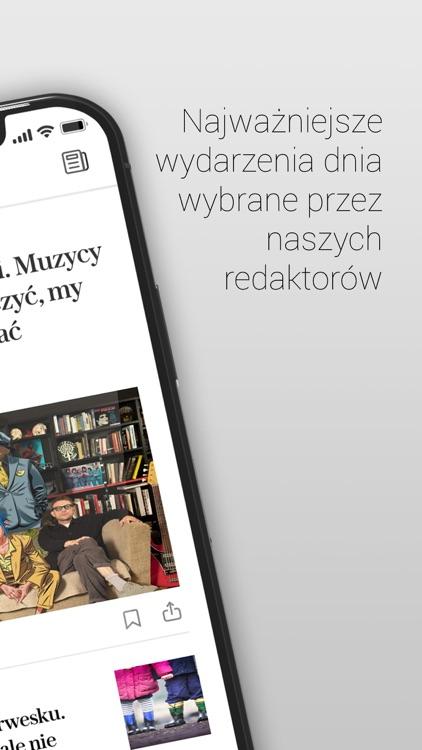 Gazeta Wyborcza: Polska, świat