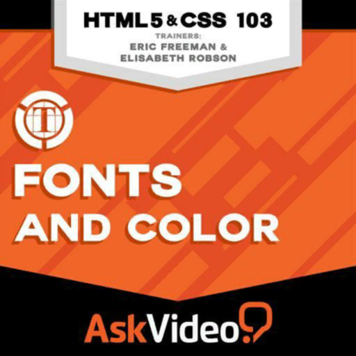 Color Course for HTML5 and CSS