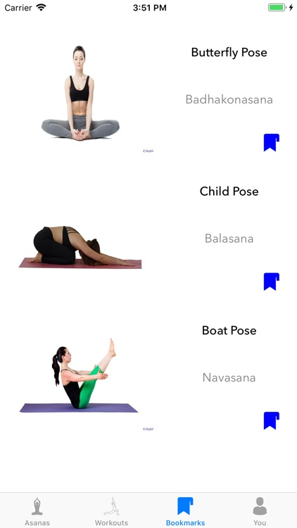 Women Yoga Health & Fitness screenshot-3