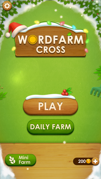Word Farm Cross screenshot 3