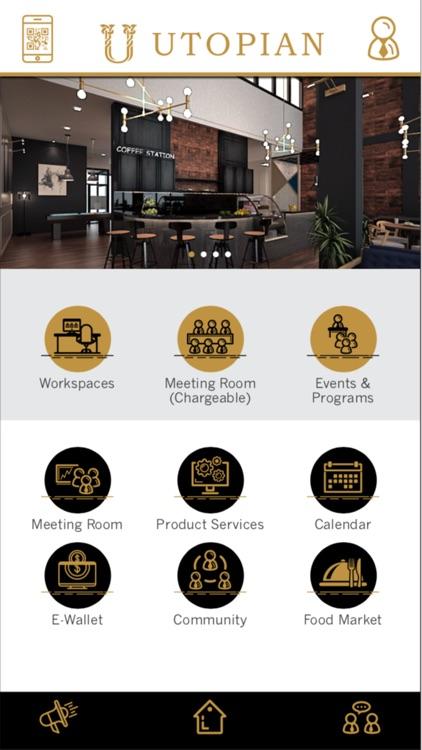 UTOPIAN WorkSpace screenshot-9