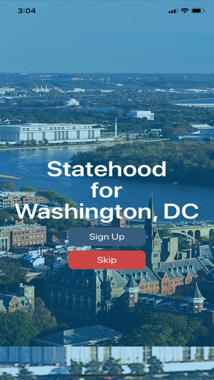 Statehood for Washington, DC