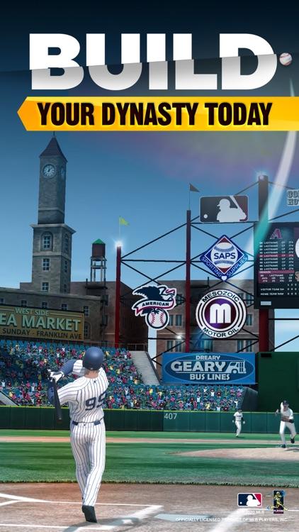 MLB Tap Sports Baseball 2020 screenshot-0