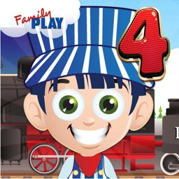 Kids Trains Fourth Grade Games