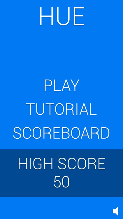 Hue, A Color Matching Game by Evan Langlais