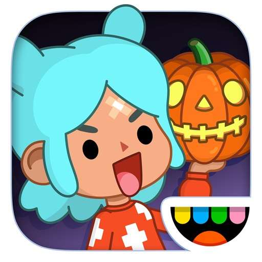 Toca Life World: Build stories icon