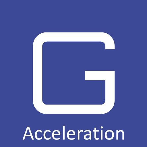 Acceleration Unit Converter app logo