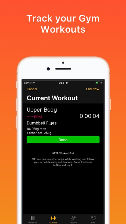 FitBuddy – Gym Fitness Tracker