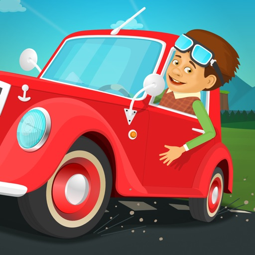 Rennspiele für kinder - autos