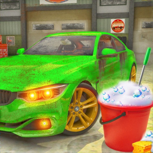 Super Car Wash Game
