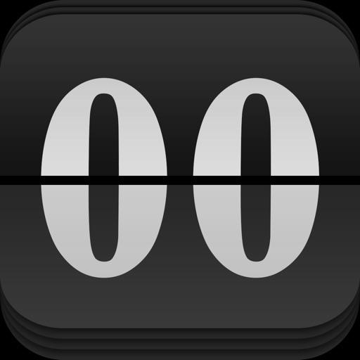 OneClock - A Simple Flip Clock