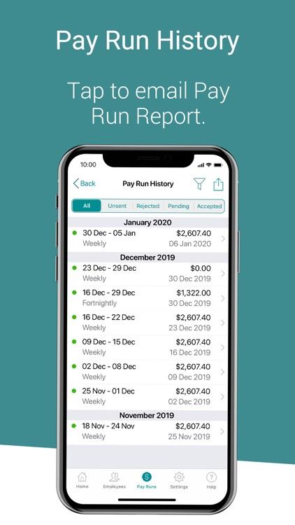 ATO Single Touch Payroll (STP) screenshot-8