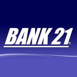 Bank 21 Mobile for iPad