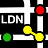 London U-Bahn-Karte