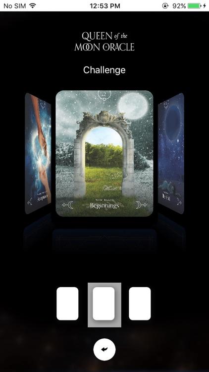 Rockpool Oracle Reading Cards screenshot-4