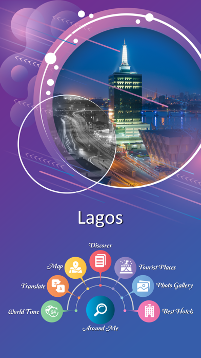 Lagos City Guide screenshot 2