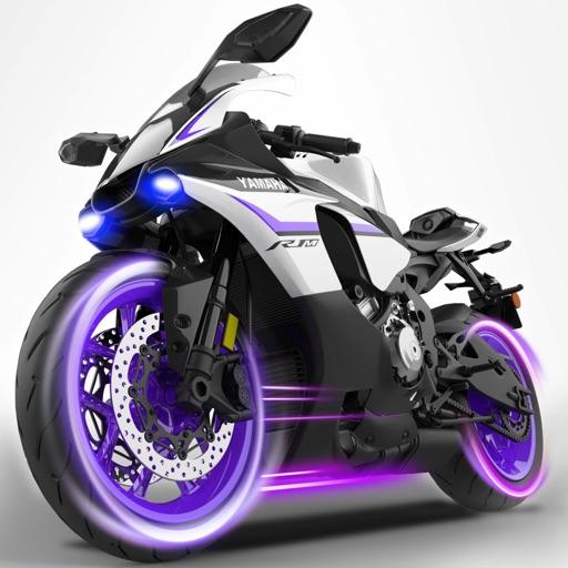 Speed Moto Dash:Real Simulator icon