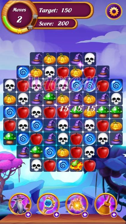 Magic Puzzle Legend: Match 3 screenshot-5