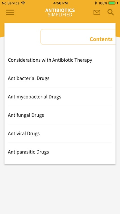 Antibiotics Simplified
