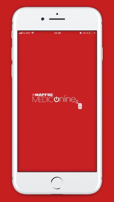 MAPFRE Medico Online screenshot one