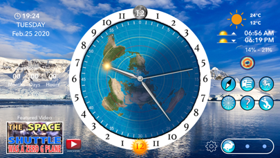 Flat Earth Sun, Moon & Zodiacのおすすめ画像2