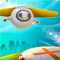 App Icon for Sky Glider 3D App in United States IOS App Store