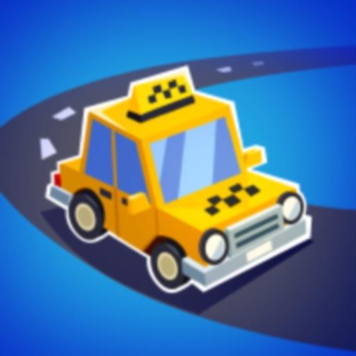 Taxi Run - Безумный Водитель