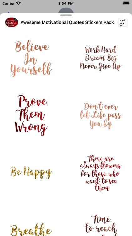 Awesome Motivational Quotes