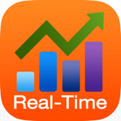 Stocks Tracker : Real-time stock,forex and chart icon