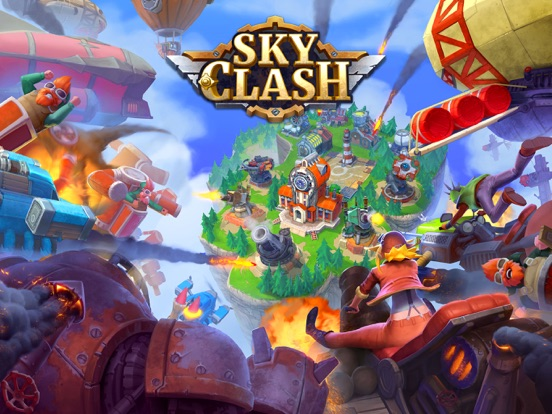 Sky Clash: Lords of Clans 3D screenshot 10