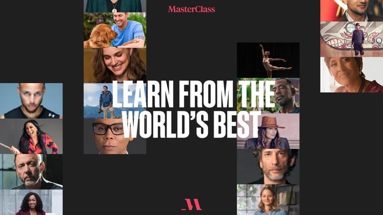 MasterClass: Learn New Skills screenshot-0