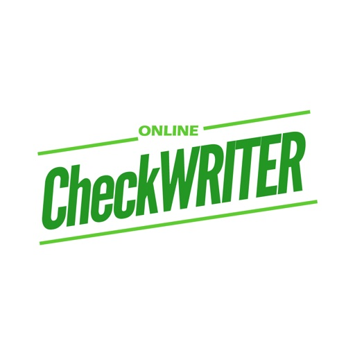 OnlineCheckWriter app