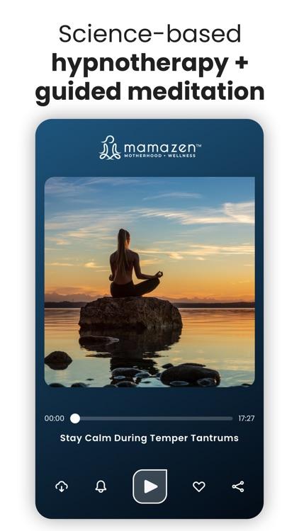 MamaZen: Mindful Parenting App screenshot-6