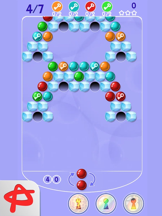 Bubblez: Magic Bubble Quest HD screenshot-4