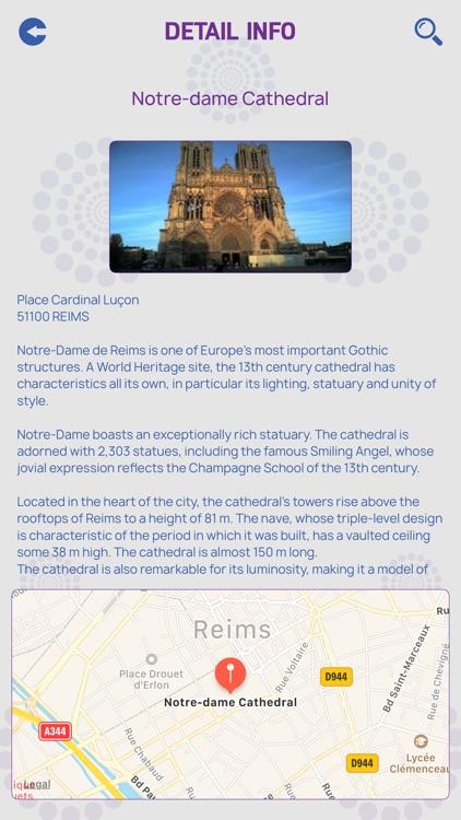 Reims Tourist Guide screenshot-3