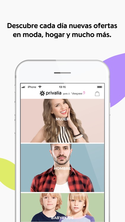 Privalia - Outlet de marcas screenshot-3