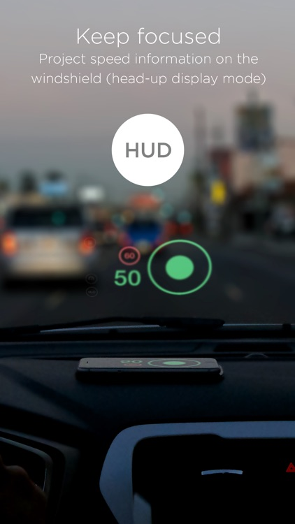 Speedometer by HUDWAY screenshot-2