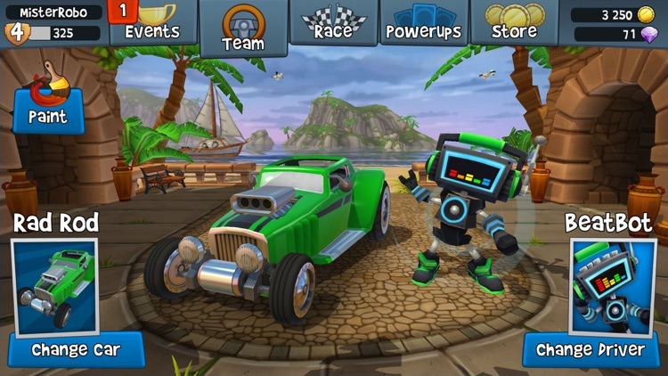 Beach Buggy Racing 2 screenshot-4