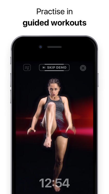 Mighty - Self Defense Fitness screenshot-4