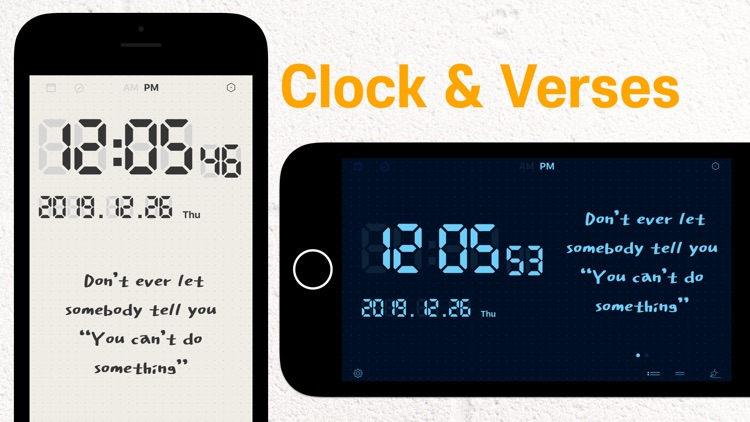 VV Clock screenshot-1